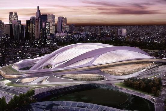 東京オリンピック・新国立競技場の景観はそんなに ...